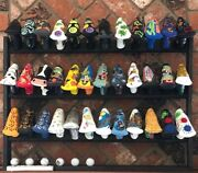 Scotty Cameron Headcover Display Rack Custom Made To Order Ships Quickly