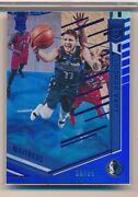 2018-19 Panini Chronicles Elite Blue Luka Doncic 278 Rookie Rc /99