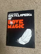 Encyclopedia Of Dove Magic Book Chavez Big Stage Productions Bird Worker Tricks