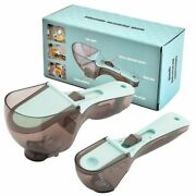 Measuring Spoon Spoons Kitchen Set Scale Chef Tool Baking Adjustable Pampered