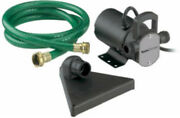 Master Plumber 539997 Mini Vac Transfer Pump With Puddle Scoop And Hose, 115v