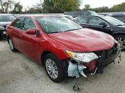 Seat Belt Front Bucket Passenger Buckle Manual Seat Fits 12-14 Camry 1857585