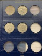 Eisenhower One Dollar 1 Coins Lot Of 10