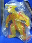Girara Figure Soft Vinyl Marmit Space Monster With Antenna Parts Used Rare Japan