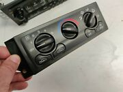 97-04 Corvette Manual Air Conditioning Heater Climate Control C5 16257461 Used