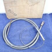 Hand Lever Brake Cable 1942 1946 1947 1948 Buick 44 44c 47 48 48s Emergency Park