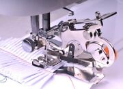Ruffler Sewing Machine Presser Foot, Fits All Low Shank And Snap-on Sewing Machine