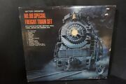 Haji No.99 Special Freight Train Set Battery Operated Tin Toy New From Japan