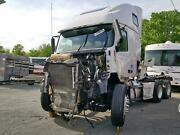 2007 Volvo Heavy Duty Truck Road Tractor Front Axle Assembly 07