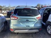 13 Ford Escape Trunk/hatch/tailgate Privacy Glass Power Liftgate W/o Rear Camera