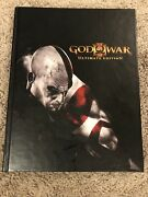 God Of War Iii Ultimate Edition Hardcover Guide Brady Games