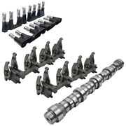 Camshaft+16lifters+4guides Set+rocker Arm Assembly For Ford F250 350 450 550 6.4