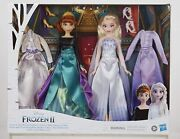 Disney's Frozen 2 Anna And Elsa Royal Fashion, Clothes And Accessories