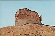 The Teapot On I-80 Near West Entrance To Twin Tunnels At Green River, Wyoming