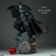Sideshow Batman Premium Format Mint In Box Impossible To Find Factory Sealed