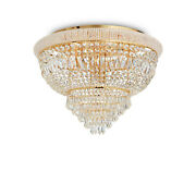 Ceiling Classic With Crystals A 24 Lights Dl0099