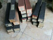 Great Lot Of 22 Classic Songs, Antique And Vintage Player Piano Rolls, 1920-1930