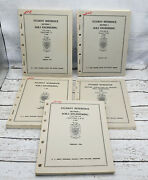 U. S Army Engineer School Ft Belvoir Va Military Soils Engineering 1966 Vol 1-3