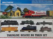 Walthers Trainline Deluxe Ho Train Set 931-9 Pennsylvania