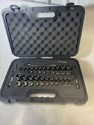 Snap On Tools 51 Pc Fdx Metric And Standard General Service