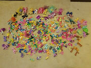 Massive Lot Of My Little Pony Figures And Accessories - T126
