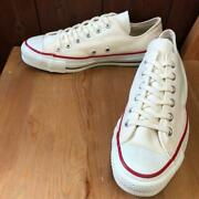 Converse All Star 1970and039s Menand039s Size 8 White Canvas Shoes Free Shipping From Jpn