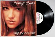 Sealed Britney Spears Baby One More Time Us 12 Single Vinyl Record