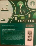 Lot Of 20 - 2020 Starbucks Seattle Gift Card 6181 No Value Mint