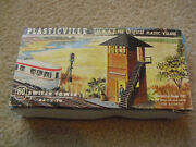 Vintage Plasticville Ho Scale Switch Tower Kit In Box 2402-79