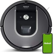 Irobot Roomba 960 Robot Vacuum- Wi-fi Connected Mapping Works With Alexa Ideal
