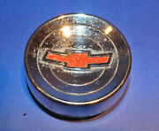 1960-1966 Chevy Pickup Truck Truck Steering Wheel Horn Button Cap Cover Oem