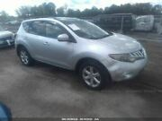09 Murano Trunk/hatch/tailgate W/rearview Monitor W/o Power Liftgate Silver