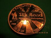 Crypto Currency 1oz. Copper Round Lot 20