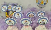 Sofia The First Party Personalized Birthday Baby Shower Supplies Cupcake Stand
