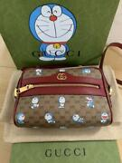Doraemon Mini Bag With Shopper Free Shipping From Japan