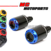 Cnc Mshine Bar Ends Weights For Suzuki B-king 1300 All Year