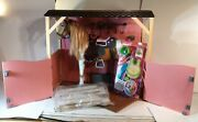 Our Generation Horse Barn For 18 Dolls - Saddle Up Stables / American Girl Size