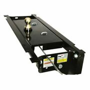 Popup 108 Towing Trailer Gooseneck Hitch For 1999-2007 Ford F250 F350 4wd New