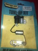Very Rare Western Auto Nos 64-4685-0 Tune Up Kit For 1962-1972 Chrysler Cars