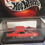 100 Hot Wheels '69 Pro Street Camaro Limited Edition 164 Scale