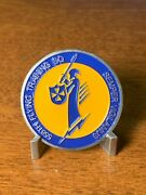 558th Flying Training Sq Remote Piloted Aircraft Training Challenge Coin