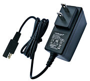 Barrel Or 2-prong Ac Adapter For Marcum Sonar Under Water Camera Battery Charger
