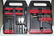 Craftsman Speed-lok 70 Piece Drill And Driving Set W/storage Case Made In Usa
