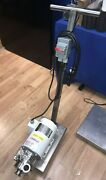 Thomsen 40h21-gds 4 Stainless Steel Sanitary Centrifugal Pump 1.5hp S/s Dolly