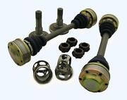 Dss 300m Axle Kit With 300m 108mm Bolt-on Inner Stubs Fits 04-06 Gto 1400hp