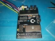 Sd2iec Plus Fastload And Sd Card Combo Usa Seller