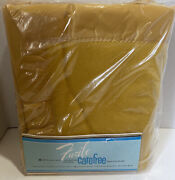 Vintage Faribo 100 Wool Blanket 90x108 Brand New Label Usa Excellent