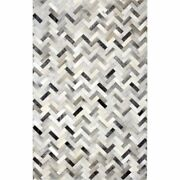 Bashian Santa Fe Quentin 10and039 X 14and039 Area Rug In Ash