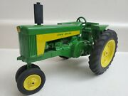 John Deere Tractor W/ 3-point Hitch 730 Vintage 1/16 Rp Nice 1950and039s
