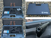 Beretta Competition Conversion Kit Model 92 W/ 185mm Barrel Grips Tool Case